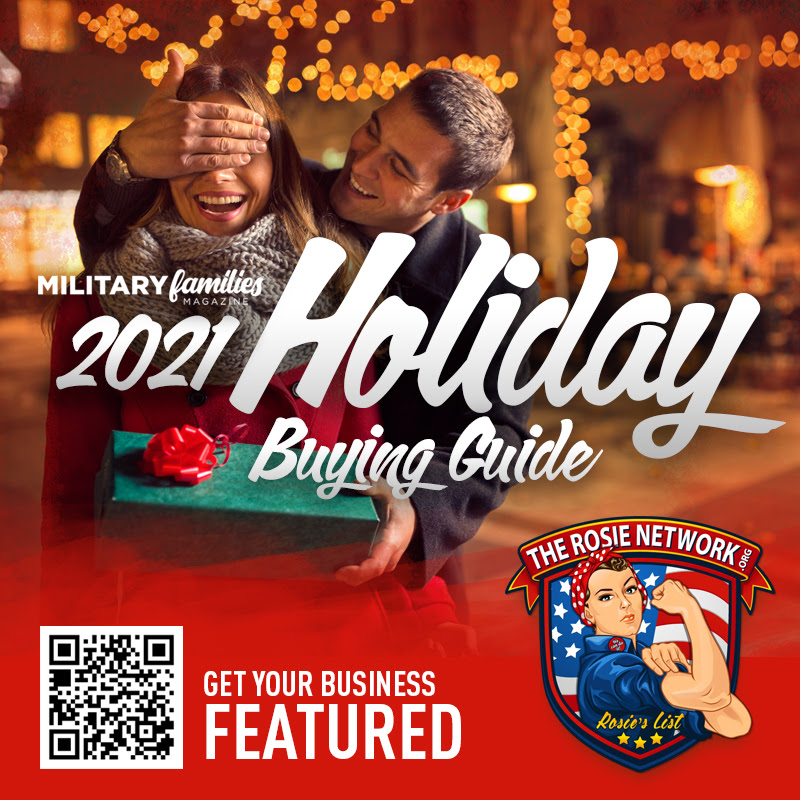 Holiday Buying Guide posted with Rosie the Riveter