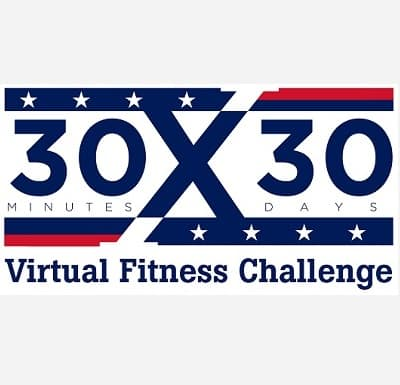30 by 30 fitness challenge