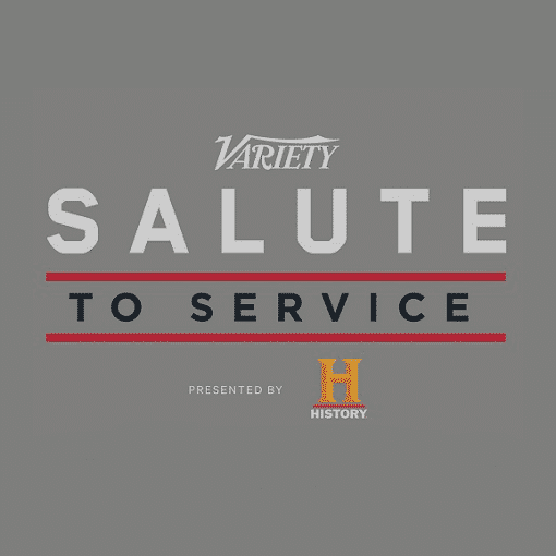Variety's Salute to Service promo poster