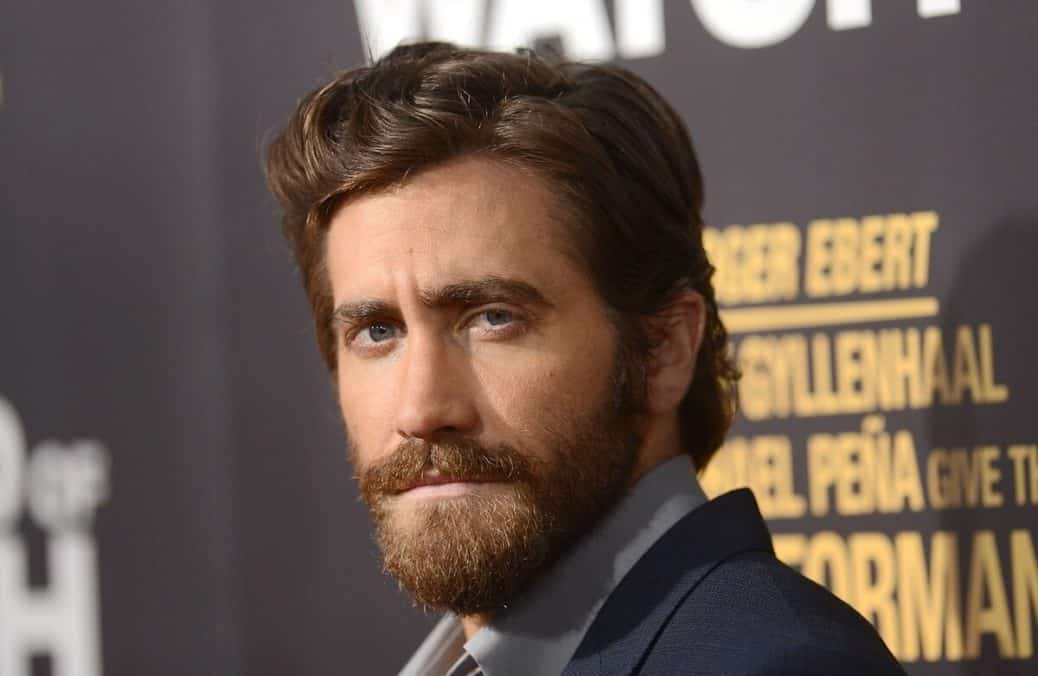 Jake Gyllenhaal headshot