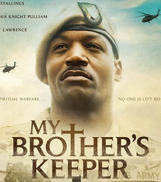 My Brother's Keeper movie poster with actor and director credits